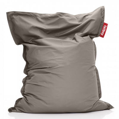 Grand Coussin Original Outdoor Fatboy Couleur Taupe