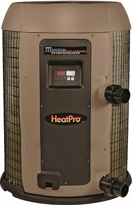 Thermopompe de piscine hayward heatpro hp21104tc 110 for Chauffe piscine hayward
