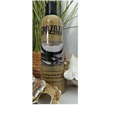 parfum pour l 39 eau de spa odeur de coconut vanille. Black Bedroom Furniture Sets. Home Design Ideas